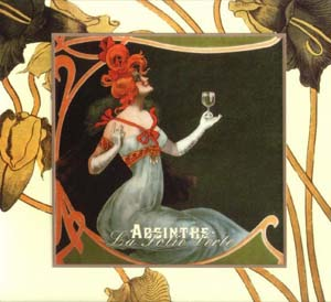 Absinthe - La Folie Verte