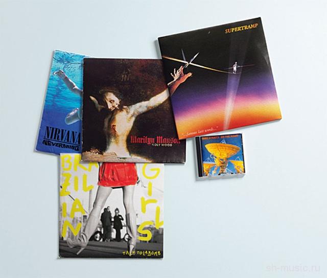 Christian Marclay альбомы извнесных музыкантов
