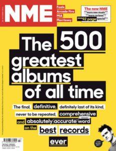 500 лучших альбомов всех времен по версии nme.